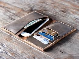 iphone 6 leather wallets for men
