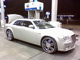 2006 Chrysler 300 C SRT-8 AFE Stage II 1/4 mile Drag Racing ...