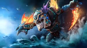 ocean conqueror loading screen dota 2 video games wallpapers hd