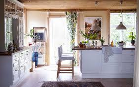 Traditionelles Zuhause Im Landhausstil Ikea