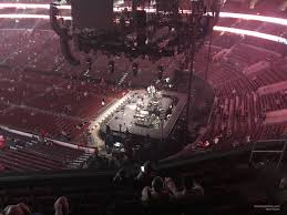 section 216 at wells fargo center for