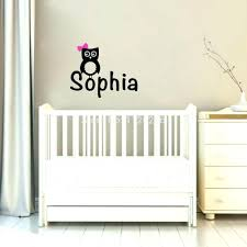 girl name wall decals wall ideas last name initial wall decor zoom last  name wall baby . girl name wall ...
