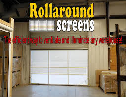 roll up garage door screenSping Renovations Mean Profits for Your Business with our Unique