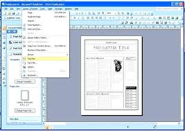 How To Make A Newspaper Template On Microsoft Word Best Solutions Of How To Make A Newspaper Template On Create