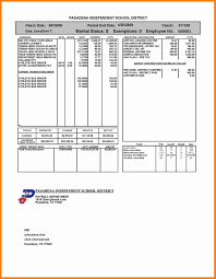 Paycheck Stub Template Free 24 Self Employed Pay Stub Template Simple Salary Slip 18