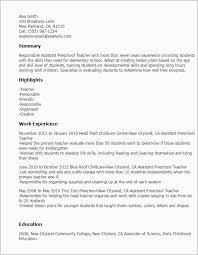 Day Care Resume Kindergarten Teacher Qualifications Inspirational Daycare Teacher