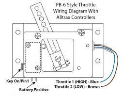 curtis style pb 6 0 5k ohm throttle Curtis Pb 6 Wiring Diagram Curtis Pb 6 Wiring Diagram #4 curtis pb-6 pot box wiring diagram