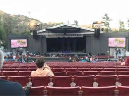 the greek theatre section b right center