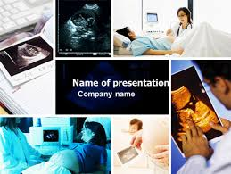 photo collage template powerpoint ultrasound collage powerpoint template backgrounds 05063