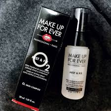 makeup forever mist fix setting spray health beauty on carou