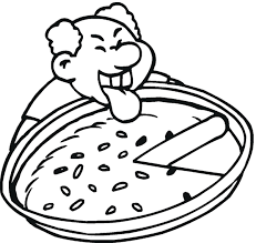 Small Picture Adult pizza coloring pages Pizza Coloring Pages To Download And