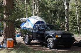 Kodiak Canvas Truck Bed Tent Napier Tacoma Best Camper ...