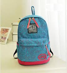 <b>2014 New Arrival</b> Korean <b>Fashion</b> Preppy <b>Style</b> Canvas Backpack ...