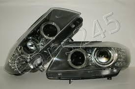 Bmw Bi Xenon Lights Details About Bmw 3 Series E90 E91 Lci Facelift 08 11 Bi Xenon Headlights Front Lamps Pair Oem