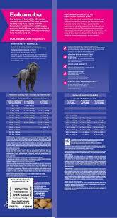 Eukanuba Large Breed Puppy Feeding Chart Eukanuba Large Puppy Food Dogs Puppies