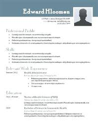 Examples Of A Modern Resume Modern Resume Templates Examples Free Download Header Steely