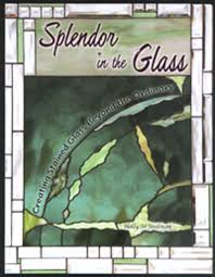 details about stained glass pattern book splendor in the glass