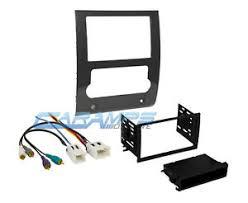 2008 2013 titan car stereo dash installation kit w rockford fosgate image is loading 2008 2013 titan car stereo dash installation kit