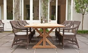 image of teak patio furniture sets