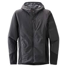Black Diamond First Light Jacket Black Diamond First Light Hybrid Hoody