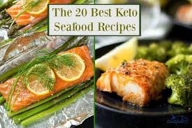 Preheat oven to 400°f (200°c). The Best 20 Keto Seafood Recipes Sizzlefish