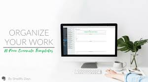 Free Business Templates 10 Free Evernote Business Templates Evernote Evernote Blog