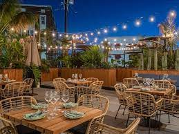 You will find numerous outdoor dining options throughout bellevue from a few tables tucked away on a secluded patio to a row of tables boldly arranged along sidewalks, fireplaces and heated plazas to main street pedestrian walkways. 15 Best Outdoor Dining Restaurants In Los Angeles Eater La