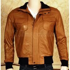 women er camel safari sheephide leather jacket