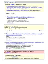 Figure 1 Citation Sensor And Accession Sensor In Pubmed Ncbi News