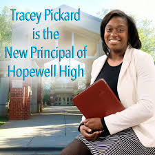 Tracey Pickard has been named as... - Charlotte-Mecklenburg Schools |  Facebook