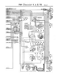 all generation wiring schematics chevy nova forum 1965 nova wiring · all models left · all models right