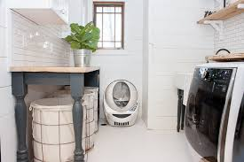cabinet wood patterned diy litter box cover litter robot review why it saved my sanity twelve on main