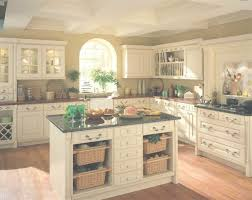rustic white country kitchen. Country Kitchen : Rustic White Galley With Pertaining To Style Kitchens Images