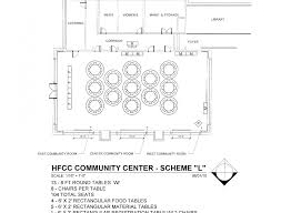 Round Table Seating Capacity Welcome Center Community Conference Rooms East Central West Not