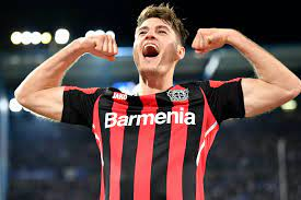 Leverkusen: Bayers Schick provoziert mit Jubel Bielefeld-Fans