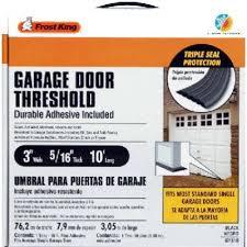 king garage doorFrost King Garage Door Threshold 10Ft Model GFS10  True Value
