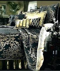 purple and gold bedding sets black comforter king elegant com 5 size pink bed in a