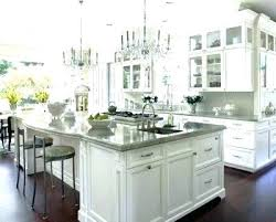 white kitchen grey cabinets with light gray quartz dark countertops crystal countertop and cab