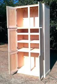 stand alone kitchen cabinet freestanding