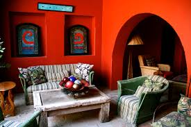 Mexican Style Home Decor Innovative With Photos Of Mexican Style Painting  In Design