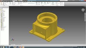 Autodesk Inventor Mold Design Tutorial Pin On Inventor Modeling
