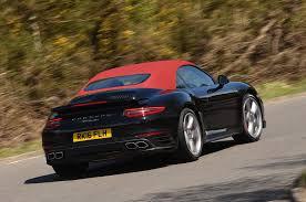 porsche 911 turbo 2016. porsche 911 turbo cabriolet rear cornering 2016 l
