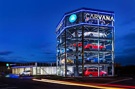 Car Vending Machine Simple Carvana Car Vending Machine By Carvana Core48 Design Awards