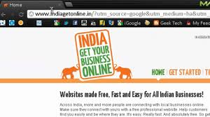 make a free website online easy how to get a free website in domain name youtube