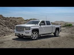 2018 gmc lifted. contemporary 2018 2016 gmc sierra denali  white frost youtube throughout 2018 gmc lifted 2