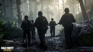 Call Of Duty Wwii Retains The Top Spot On Uk Sales Charts