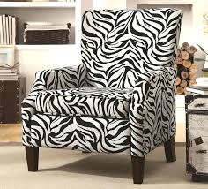 animal print accent chair zebra print accent chair coaster leopard print accent chair