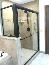 door replacement shower door replacement cost seamless glass medium size of doors custom stalls r door repair nj