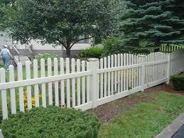 vinyl fence styles. Plain Vinyl Vinyl Fences To Fence Styles B