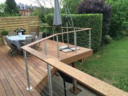 Terrasse Suspendue En Bois In And Out Pinterest Decking